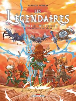Les Legendaires : World without